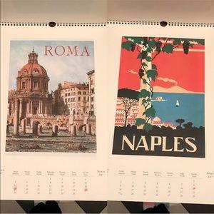 Frame-worth Italy Prints-Naples Cavallini&Co. Cal